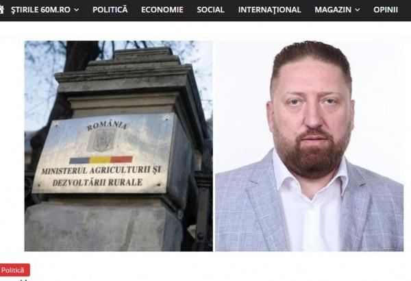 TRĂDARE: Vizită oficială în Ungaria a unui secretar de stat din guvernul Cîțu, în interesul fermierilor maghiari