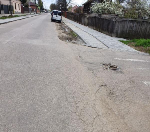 Strada Viilor din Carei, banii publici și asfaltările cu repetiție