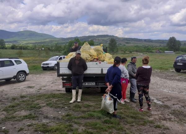 Prefectura vrea curățenie în județul Satu Mare cu implicarea autorităților locale și a asistaților sociali