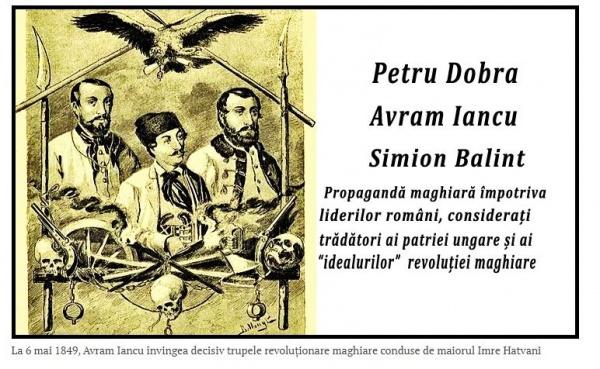 La 6 mai 1849 Avram Iancu învingea trupele maghiare conduse de maiorul Imre Hatvani