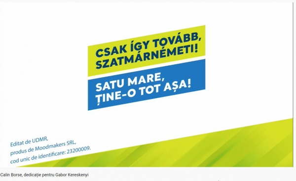 """Campanie electorală contra post la Casa de Cultură """"G.M. Zamfirescu"""" din Satu Mare!  Satu Mare"""