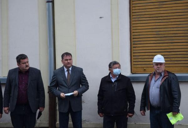 Ministrul Cseke sfidează și la Carei