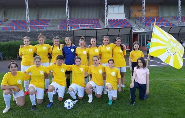 Fotbalistele de la Daliana Carei câștigă la scor