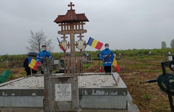 Comemorarea eroilor români la Ardud, Mădăras și Gerăușa