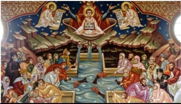 Izvorul Tămăduirii – Praznic închinat Maicii Domnului