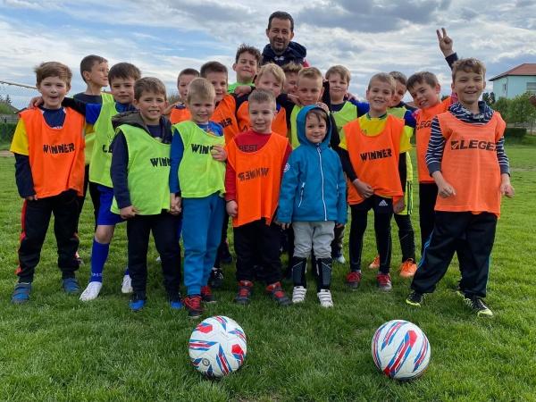 Selecție pentru echipa de juniori FC Viitorul Carei