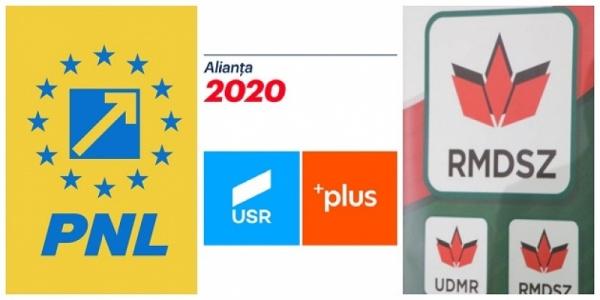 PNL și USR dau propunerii UDMR funcția de Avocat al Poporului român