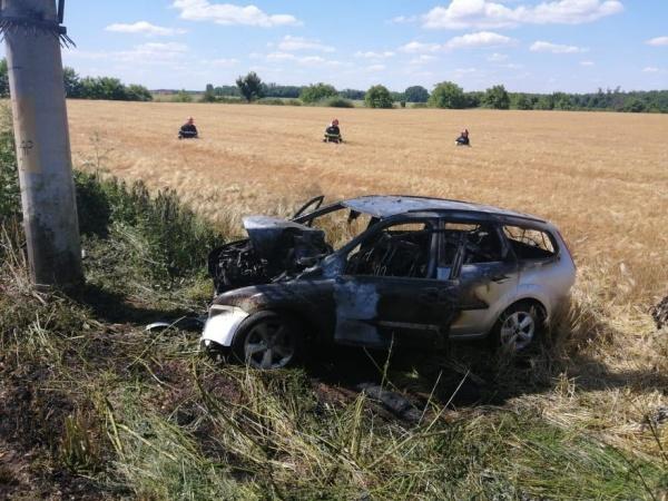 Accident tragic la Foieni