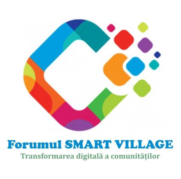 """Înscrieri pentru Forumul """"SMART VILLAGE – Transformarea digitală a comunităților"""""""