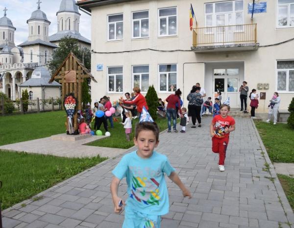 Ziua Copilului organizată de Asociația Urmașii lui Lucaciu din Lucăceni