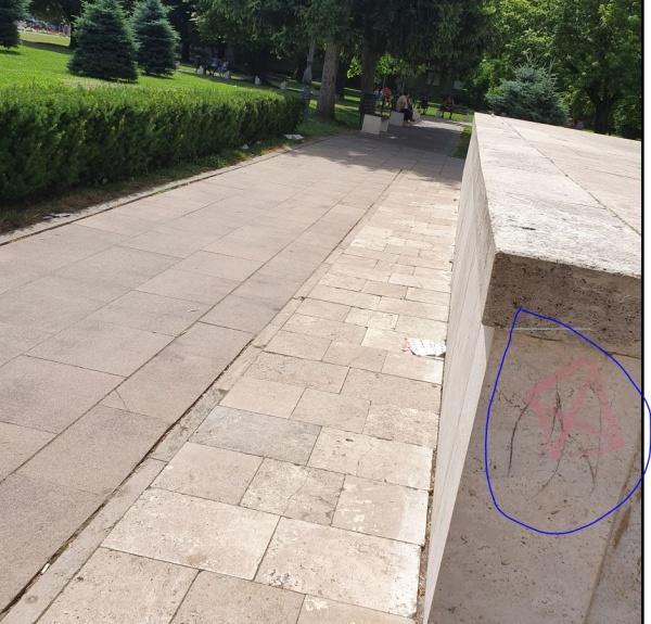 Cerem ajutor pentru nevandalizarea și păstrarea curățeniei la Monumentul Ostașului Român