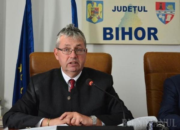 UDMR-istul Pásztor Sándor numit director peste Administraţia Bazinală de Apă Crişuri