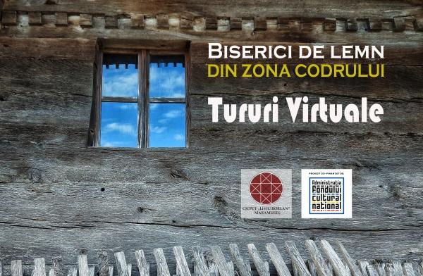 Proiect cultural dedicat vechilor biserici de lemn din Țara Codrului