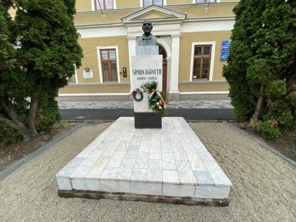 Simion Bărnuțiu, aniversat la Carei la 213 ani de la naștere
