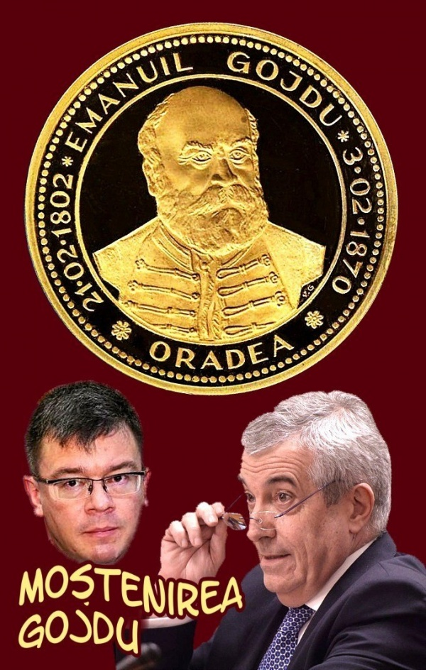 """""""Fundaţia Gojdu"""", o afacere cu aur şi imobile de 3 miliarde de euro"""