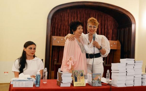 Lansare de carte Diana Cujba la Carei