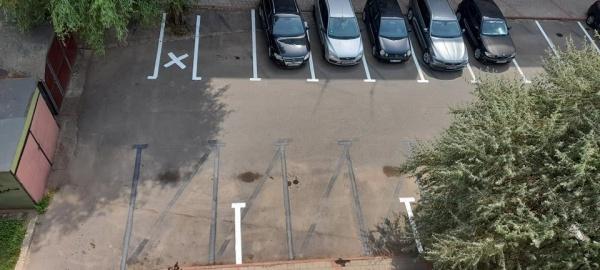 Careienii reacționează în cazul trasării parcărilor din cartiere