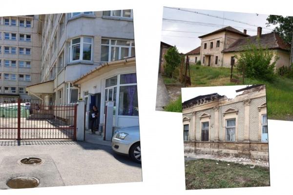 Halucinant! Primăria Carei accesează proiecte pentru reabilitare clădiri noi nu pentru cele degradate