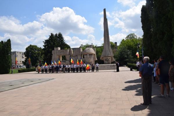 La Carei conducerea Primăriei a ignorat Ziua Imnului Național