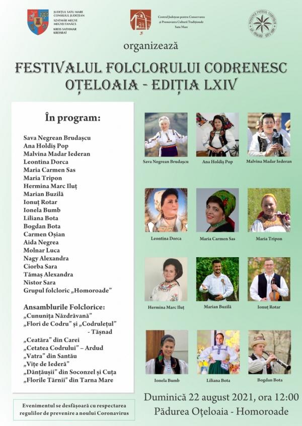"""Discriminare. Transport condiționat pentru Festivalul Folcloric Codrenesc de la """"Oțeloaia"""""""