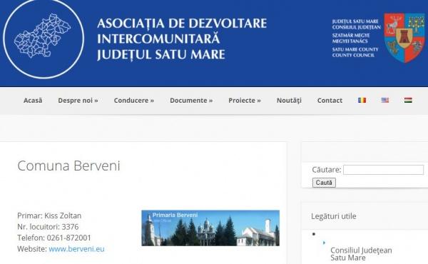 La Primăria din Berveni nu se dau numere de înregistrare pentru documente depuse de  locuitori