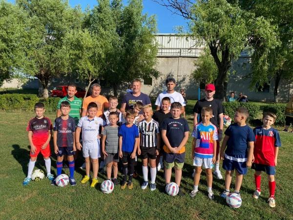 FC Viitorul Carei începe activitatea la grupa de copii