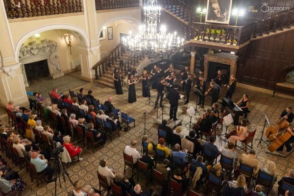 Zilele Culturale Ștefan Ruha Istvan s-au încheiat cu un concert simfonic