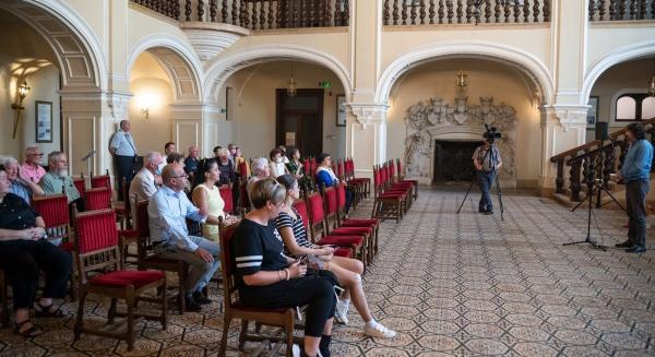 """Zilele Culturale """"Ștefan Ruha Istvan"""" au debutat cu două evenimente"""