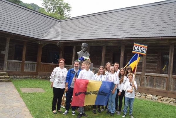 Tineri din zona Carei la Școala de Vară Avram Iancu. Video