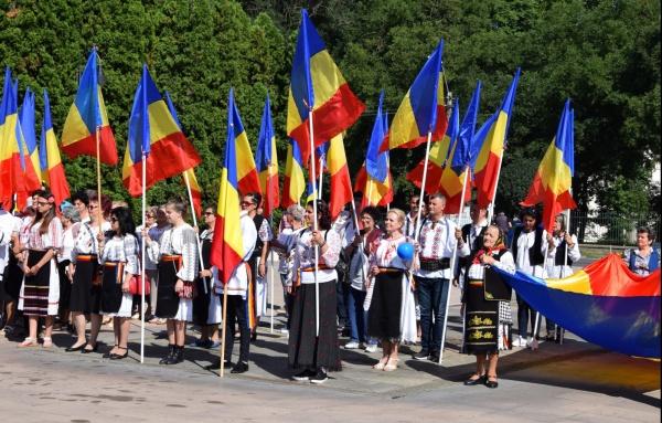 Purtați tricolorul românesc cu mândrie!
