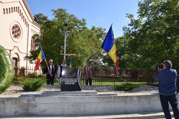 Comemorarea eroilor români înhumați la Ghenci, Căuaș, Pișcari și Gelu. VIDEO