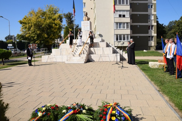 A doua comemorare a lui Avram Iancu la Carei. Primăria a insinuat că a suferit de o boală psihică