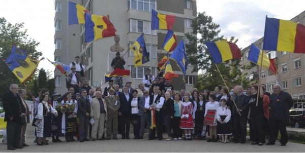 Protestul Societății Avram Iancu