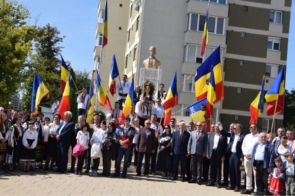 Avram Iancu a fost  comemorat la Carei de români patrioți