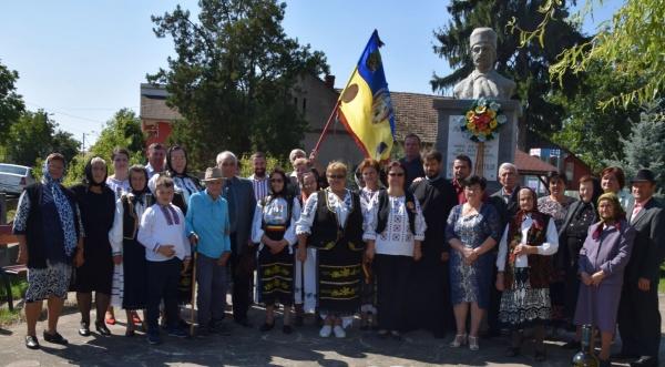 Comemorarea lui Avram Iancu la Marna Nouă