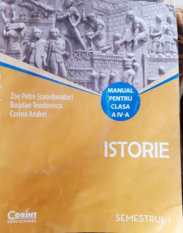 Deznaționalizare! Manual de istorie pentru elevii claselor a IV-a