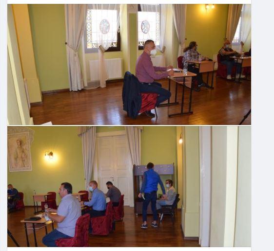 Fără scaune pentru presă la ședința Consiliului Local din Republica de la Carei