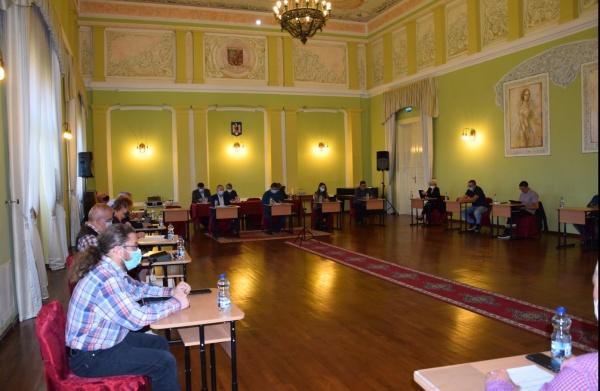 Ședință ordinară de Consiliu Local. Se cere aprobarea Organigramei și Statului de funcții de la Spitalul Carei