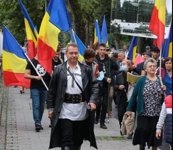 Se întâmplă în România! Interzicerea microfonului la o adunare românească din Sibiu