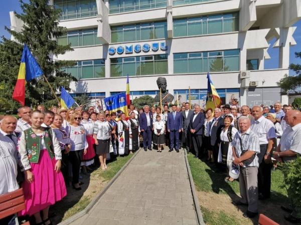 Avram Iancu comemorat la Satu Mare. Alocuțiunea președintelui Asociației Codrenii