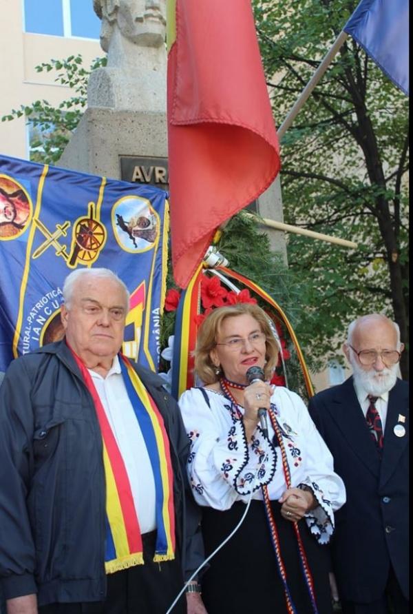 Avram Iancu comemorat  la Timișoara în prezența europarlamentarului Grapini