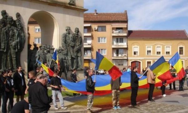 Lacrimi și rugăciuni pentru cei 40 de mii de români uciși de cei 13 generali ai armatei revoluționare maghiare