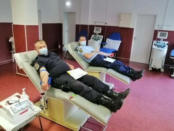 Invitație. Donați sânge pentru a salva o viață