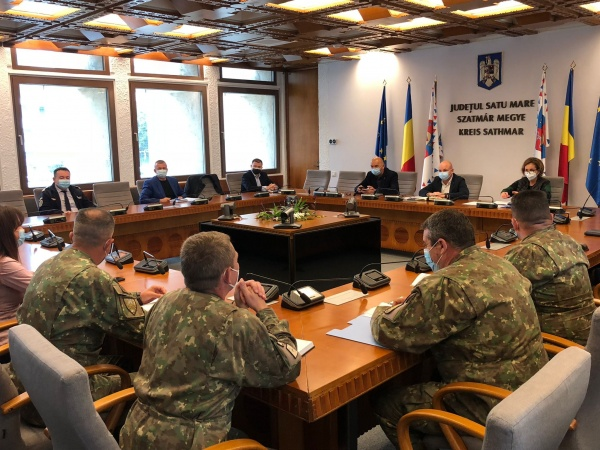 Fără program anunțat pentru Ziua Armatei la Carei. AMR 5 zile